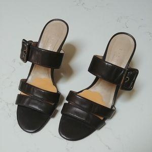 Talbots strappy heels